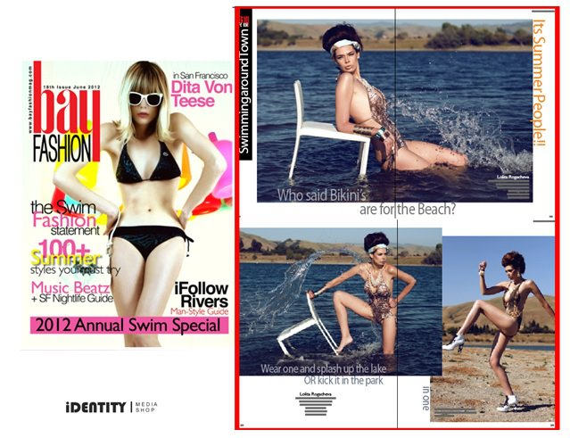 Bika - Bay Fashion June 2012