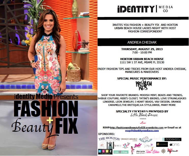 FASHION + BEAUTY FIX INVITE