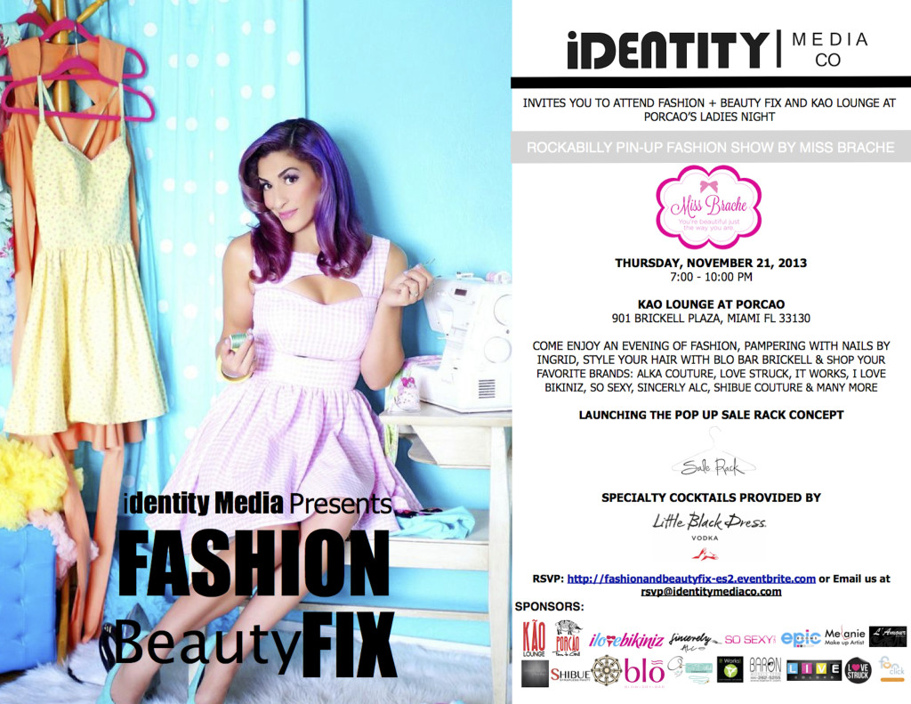 Invite Fashion and Beauty Fix