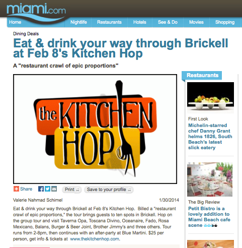 Kitchen Hop_Miami.com