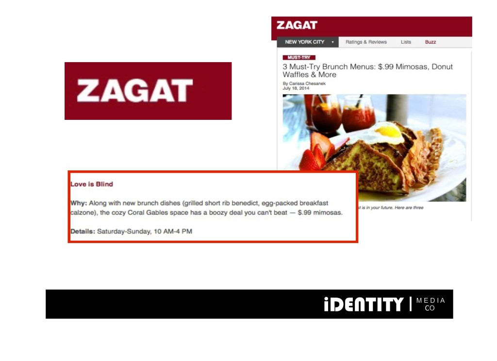 Zagat_July_Love is Blind
