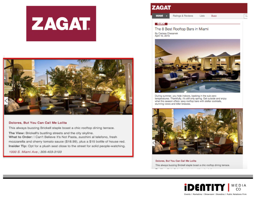Zagat Dolores April15